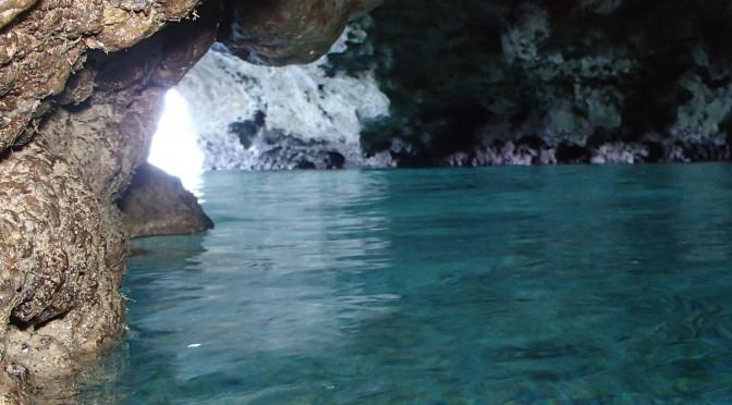 青の洞窟カヤック&シュノーケル&滝あそび