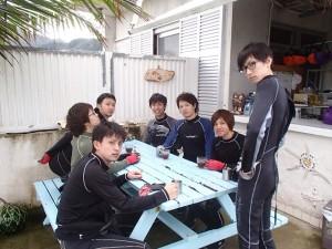 男7人の冒険者達が石垣島の秘境へ潜入
