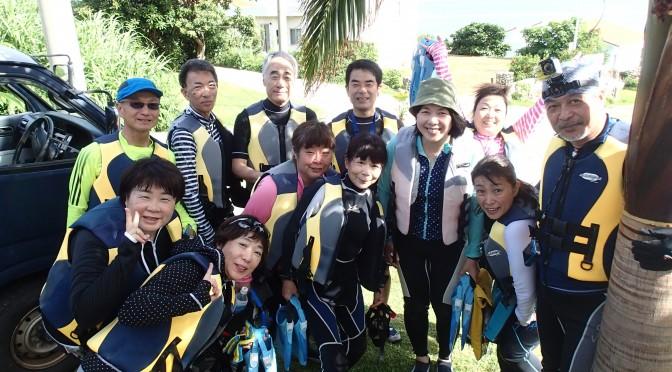 石垣島の秘境シーカヤックで行く青の洞窟探検&滝あそび