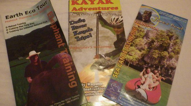 タイチェンマイの旅2014